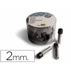 Minas liderpapel grafito para compas de 2 mm