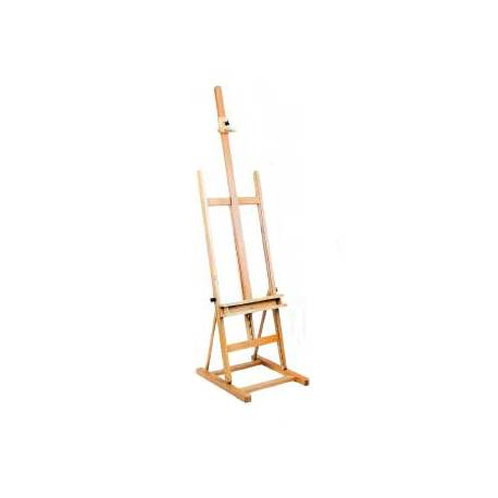 Caballete pintor Artist estudio madera