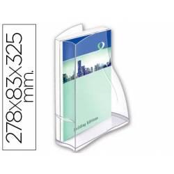 Revistero CEP plastico transparente