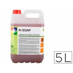 Limpiador marca Ikm garrafa de jabon 5L