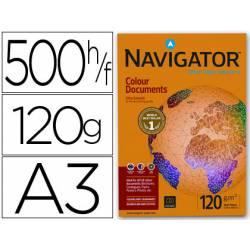 Papel fotocopiadora Navigator A3 120 gr