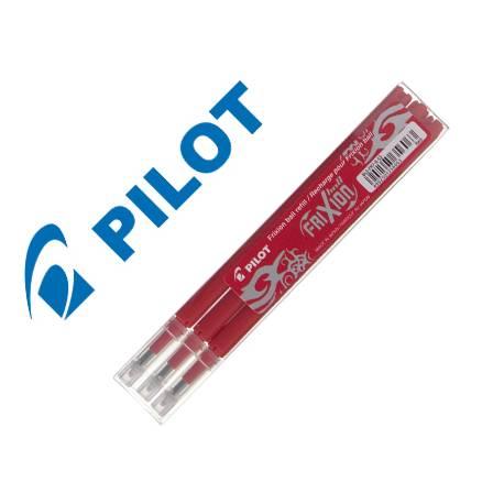 Recambio boligrafo Pilot Frixion Clicker color Rojo