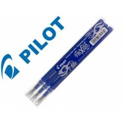 Recambio boligrafo Pilot Frixion Clicker color Azul