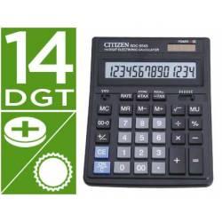 Calculadora Citizen sobremesa SDC-554S 14 digitos autoapagado