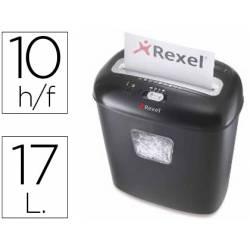Destructora de documentos Rexel Duo