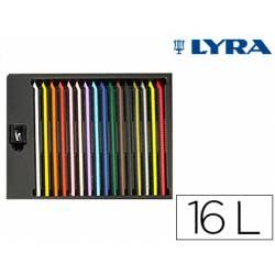 Lapices colores Lyra color stripe
