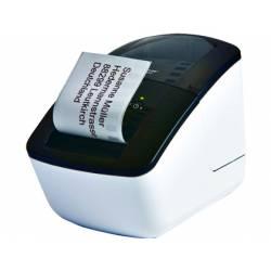 Impresora de etiquetas marca Brother QL-700