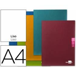 Libreta escolar Liderpapel Scriptus liso tamaño DIN A4 48 hojas