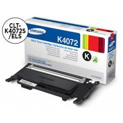 Toner samsung CLT- K4072S color negro