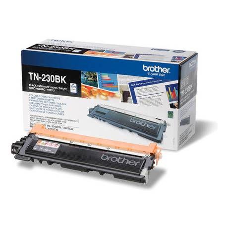 Toner original Brother TN-230BK Color Negro