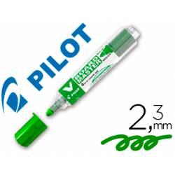 Rotulador Pilot Vboard Master color verde