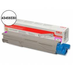 Toner OKI magenta -2500 pag- type c9 (43459330) C3300 C3400 C3450