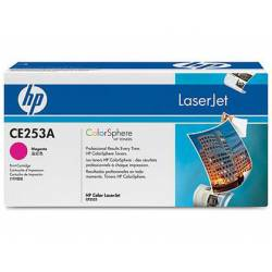 Toner HP 504A CE253A color Magenta