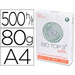 Papel multifuncion Biotop Mondi A4 80 gr/m2