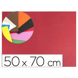 Goma Eva Liderpapel color Rojo
