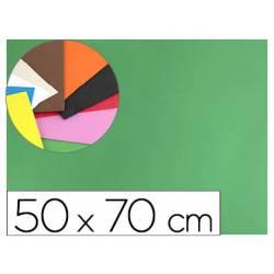 Goma Eva Liderpapel color Verde