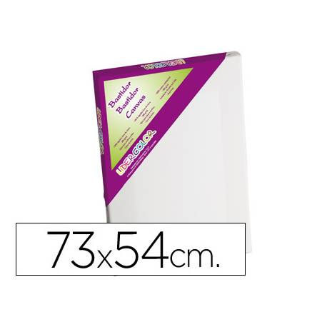 Bastidor Lienzo marca Lidercolor 73x54 cm