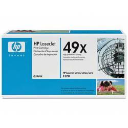 Toner HP 49X color Negro Q5949X