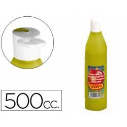 Tempera liquida Jovi color oro 500 cc