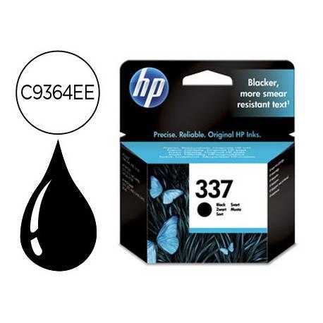 Cartucho HP 337 color Negro C9364EE