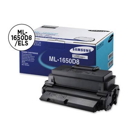 Tóner Samsung ML-1650D8/ELS Negro