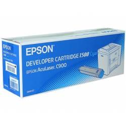 Toner Epson (S050157) cyan C900 C1900