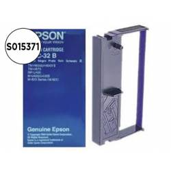 Cinta Epson TPV ERC‑32B negro