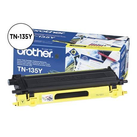Toner Brother TN-135Y color Amarillo