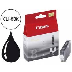 Cartucho Canon 0620B001 Nº CLI-8BK Negro