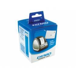 Etiqueta impresora marca Dymo 99012 SO722400
