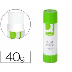 Pegamento en barra marca Q-Connect 40 gr