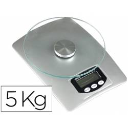 Pesacartas oficina 5 kg marca Q-Connect