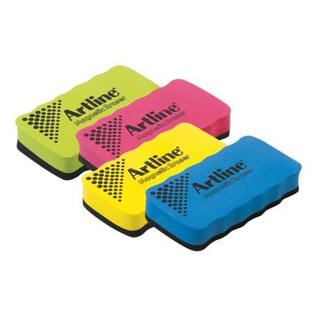 Borrador magnético Artline colores surtidos