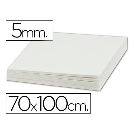 Carton pluma Liderpapel 70 x 100 cm Espesor 5 mm