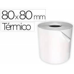 Rollos termicos Q-Connect para sumadoras