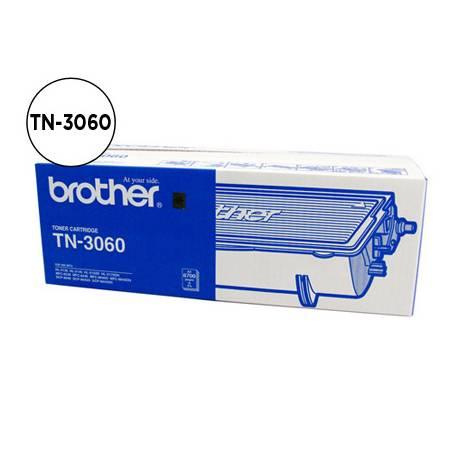 Toner Brother TN-3060 color Negro