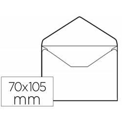 Sobre N.0 Liderpapel 70x110 mm Blanco