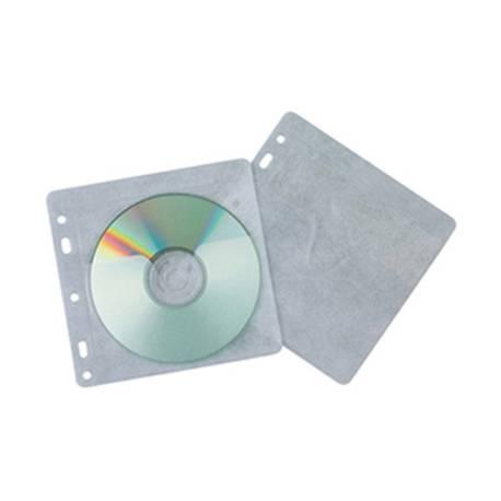 Sobre polipropileno CD/DVD marca Q-Connect
