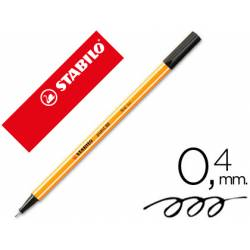 Rotulador Stabilo point 88/46