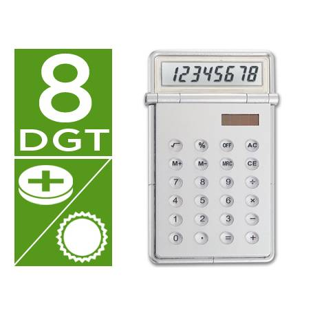 Calculadora Sobremesa CSP Modelo P-914 8 digitos