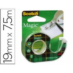 Portarrollo de sobremesa Scotch invisible