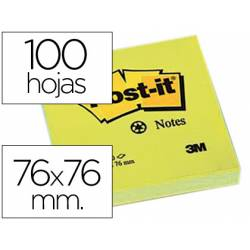 Bloc quita y pon Post-it ®