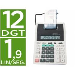 Calculadora Impresora Citizen Modelo CX-32N 12 digitos