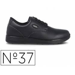 Zapatos de seguridad marca Paredes ocupacional hydra talla 37