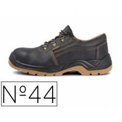 Zapatos de seguridad marca Paredes Color Negro talla 44