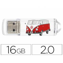 Memoria Flash USB de Technotech 16 GB Camper Van-Van
