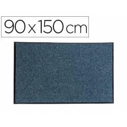 Alfombra Felpudo para suelo Paperflow de Poliamida Reciclada 150x90 cm