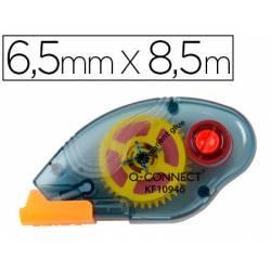 Pegamento Roller Q-Connect Compacto Permanente de 6,5x8,5 mm