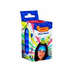 Crema maquillaje para la cara Jovi Colores surtidos Pack de 6 botes
