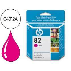 Cartucho HP 82 color Magenta C4912A
